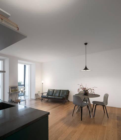 a: Salas de estar modernas por fala