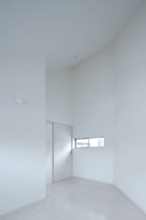 個室1: 田原泰浩建築設計事務所が手掛けた子供部屋です。
