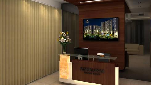 Mahalaxmi :   by FYD Interiors Pvt. Ltd