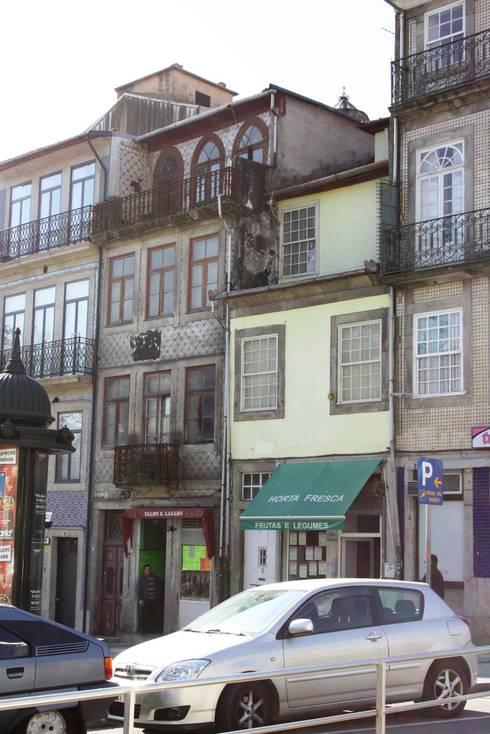 São Lazaro: Casas modernas por minimalinea