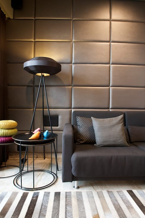 AS Apartment : modern Living room by Atelier Design N Domain