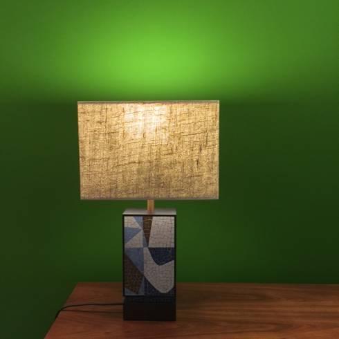 by Etel: Sala de estar  por Paulo Werneck Decor