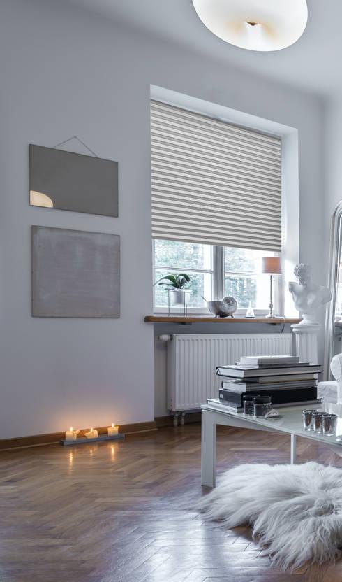 plissee von homify. Black Bedroom Furniture Sets. Home Design Ideas