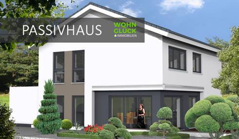 unser passivhaus clever wohnen und aktiv sparen profesjonalista wohngl ck immobilien homify. Black Bedroom Furniture Sets. Home Design Ideas
