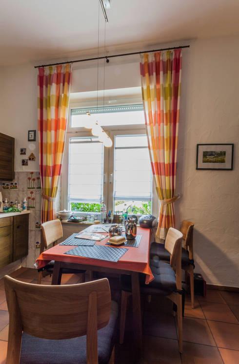 Cocina de estilo  por Frank Scheiter Wohnkonzepte
