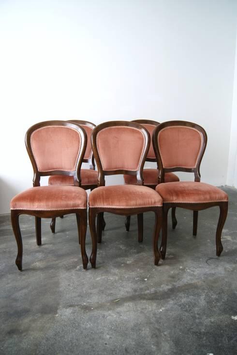 vintage sitzm bel by mele pele homify. Black Bedroom Furniture Sets. Home Design Ideas