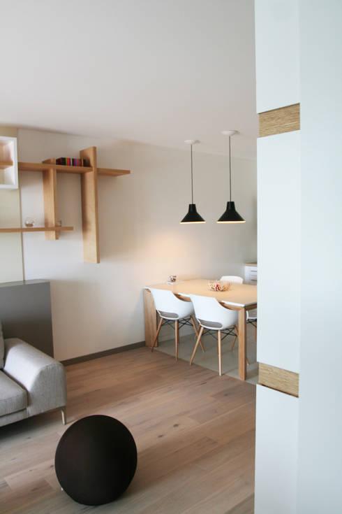 Appartement la rochelle par atelier nad ge nari homify for Appartement design la rochelle