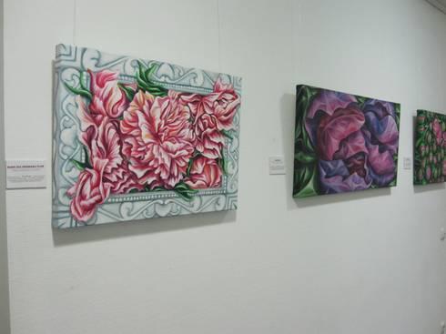 """""""CUANDO EL INVIERNO SE CANSA"""" - Consulado General de México, Fráncfort del Meno - Alemania: Arte de estilo  por Filiberto Montesinos"""