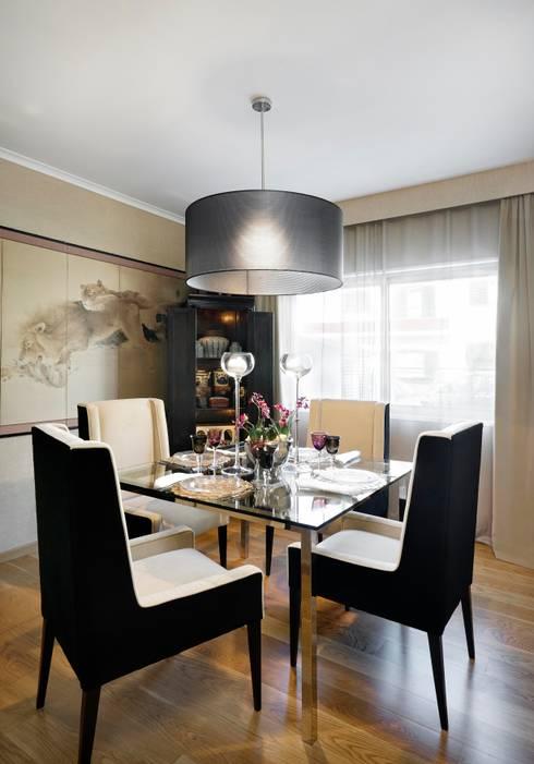 Dining room by 3L, Arquitectura e Remodelação de Interiores, Lda