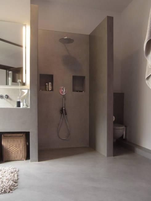 moderne Badkamer door Meylenstein