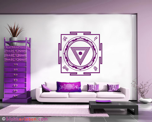 mit wandtattoos zur wohlf hloase von homify. Black Bedroom Furniture Sets. Home Design Ideas