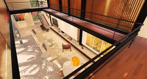 Casa Alphaville:   por Macro Arquitetos