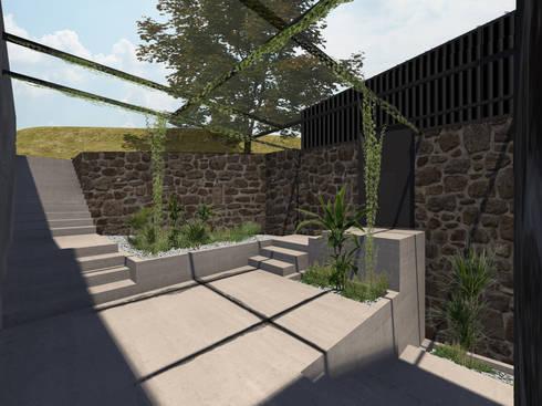 Reabilitação de Habitação Unifamiliar, Tarrio:   por ProjectO2R
