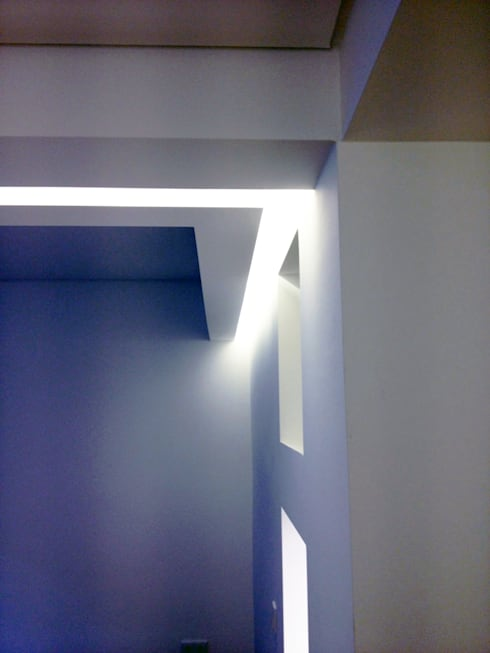 The project finished (light detail):   por Roberto Mulassano