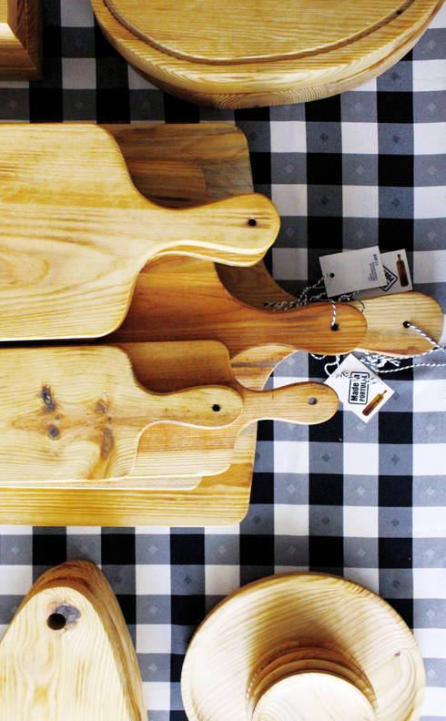 ACESSÓRIOS: Cozinha  por Entre Led e Design