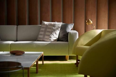 Decora Lider Vitória - Espaço Identidade: Salas de estar modernas por Lider Interiores