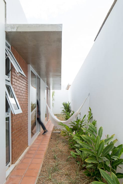 modern Garden by Joana França