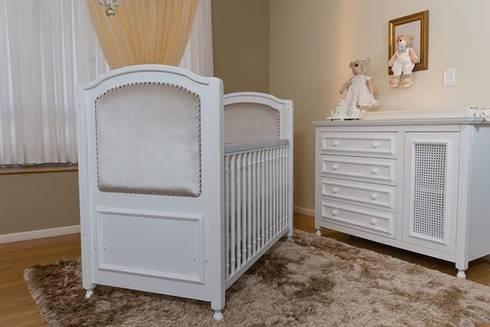 Móveis para Quarto de Bebê: Quarto de crianças  por Betsy Baby Design