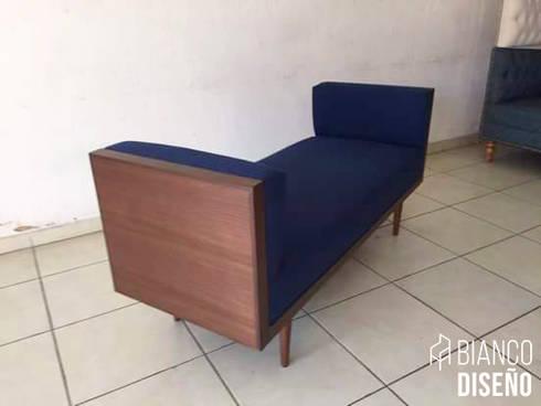 Muebles complemento (Pie de cama): Estudio de estilo  por Bianco  Diseño