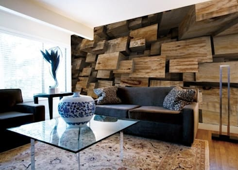 wood designs:  Corridor & hallway by Arihant design