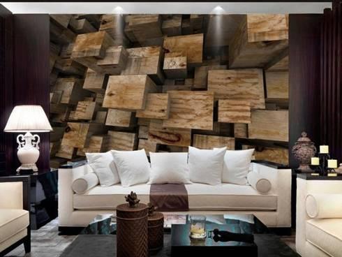 Wall Designs :  Corridor & hallway by Arihant design
