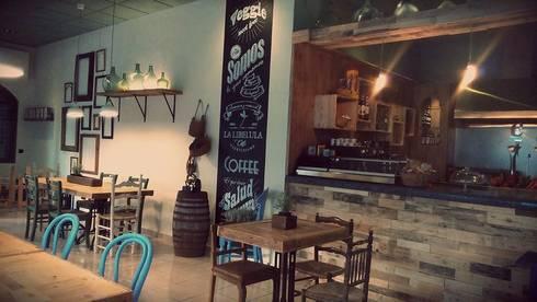 Restaurante la libelula vegan cafe de desvan vintage homify - La libelula fuengirola ...