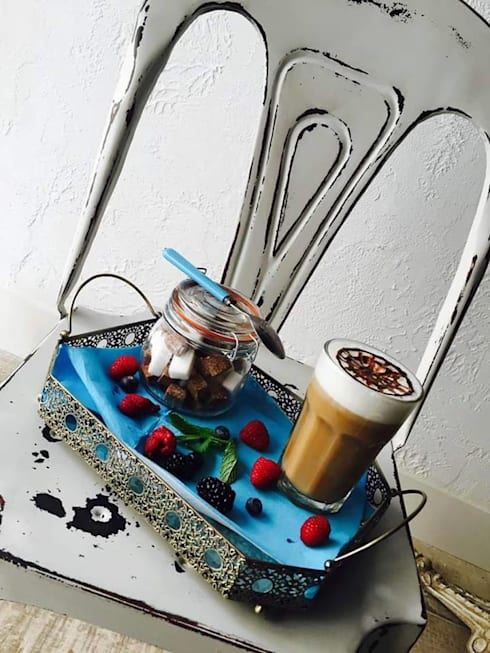 Mobiliario para cafeteria by desvan vintage homify - Mobiliario industrial vintage ...