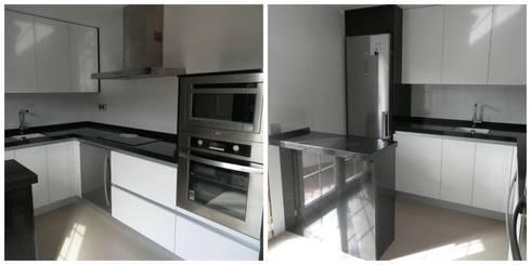 Cocinas by infor ambientes sl homify - Infor cocinas ...