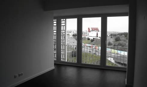 T5 em Benfica – Lisboa:   por land2build