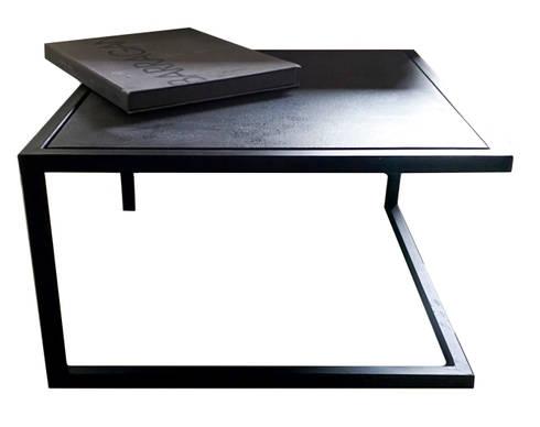 Mesa Porce: Salas de estilo minimalista por C+C   STUDIO
