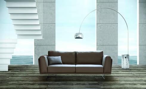 Grassoler - Oxygen: Salas de estilo moderno por diesco