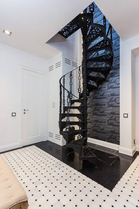 Corridor, hallway by Michał Młynarczyk Fotograf Wnętrz