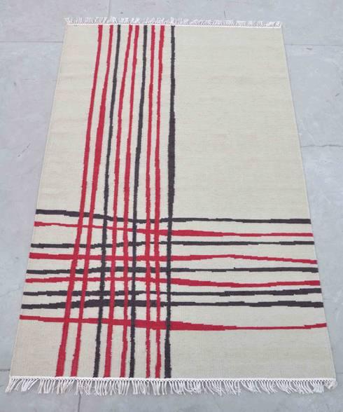 Jadu A, Design E, Multi -A:  Corridor & hallway by Sterling Rugs