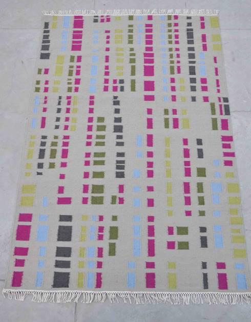 Jadu A, Design F, Multi -A:  Terrace by Sterling Rugs