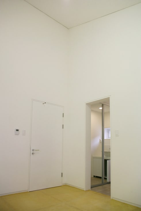 침실: IDÉEAA _ 이데아키텍츠의  침실