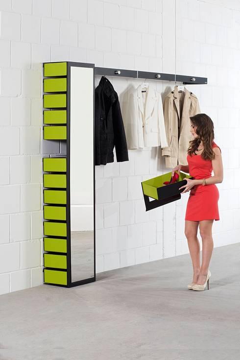 12 funktionelle m bel f r deinen wohnraum von wissmann for Schuhschrank treppenhaus