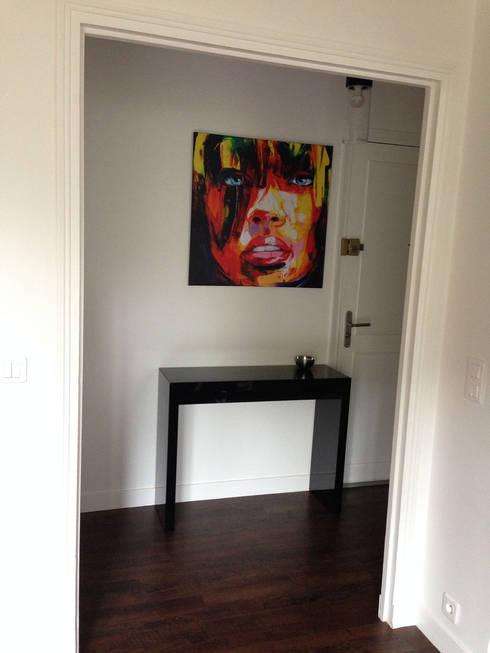 Appartement Marly-Le-Roi- Entrée après :  de style  par Nuance d'intérieur