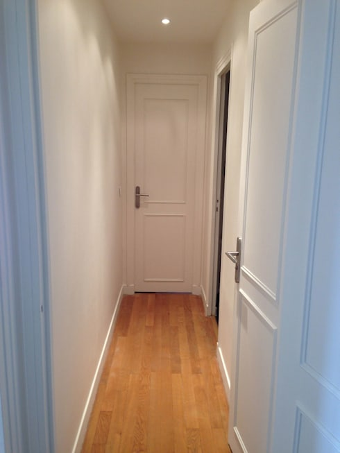 Rénovation d\'un appartement à Marly-Le-Roi par Nuance d\'intérieur ...