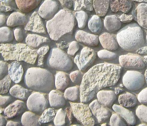 Rivestimenti retrosegati in pietra naturale per interni ed esterni di arte pietra homify - Rivestimenti in pietra naturale per interni ...