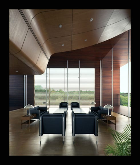 Restaurate Auge: Salas de estar clássicas por 3D-Hiper-Realismo-