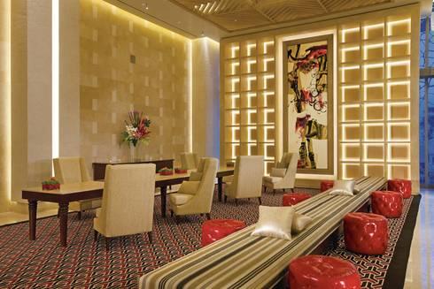Secrets the vine. Cancún: Spa de estilo clásico por Marbol industria Mueblera