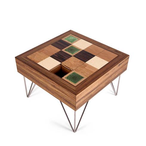 Mesa Puzzle: Sala de estar  por GOTO