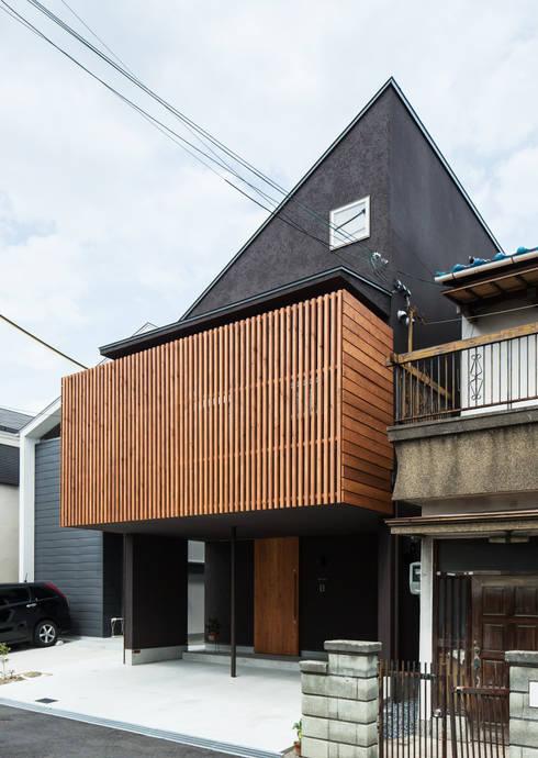 スバコ: 藤森大作建築設計事務所が手掛けた家です。