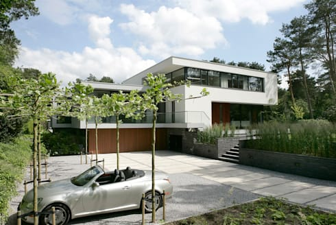 Woonhuis Bosch En Duin. Edit · Modern Houses By Maas Architecten Pictures