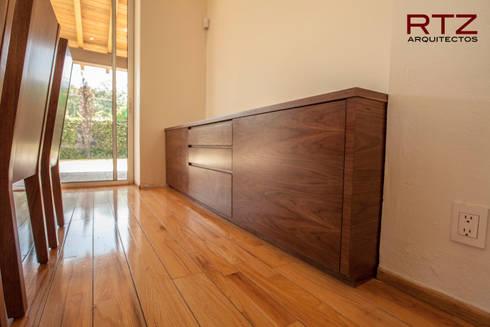 dise o de muebles por rtz arquitectos homify
