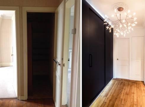 Couloir:  de style  par Créateurs d'interieur