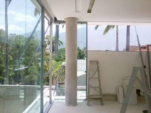 Casa 406 - En Proceso de Construcción:  de estilo  por VODO Arquitectos