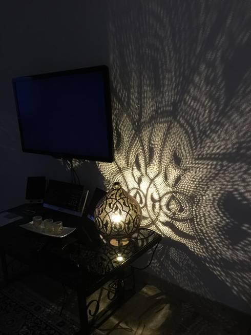Столовая комната в . Автор – Oriental Moon