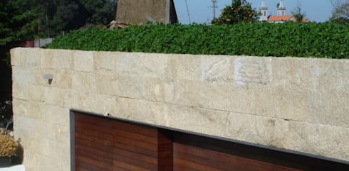 Cobertura ajardinada em Cortegaça: Jardins modernos por Neoturf
