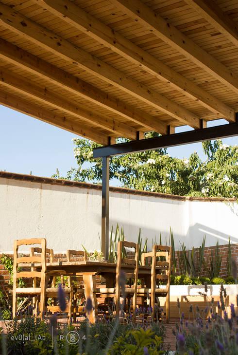 Terraços  por Región 4 Arquitectura